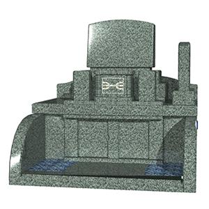 規格墓所3区 2.25㎡ 洋型